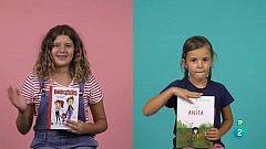 Página Dos - Miniclub - Esta es Anita, y Las chicas de la banda. ¡Somos unas craks!