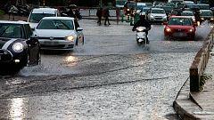 Posibilidad de precipitaciones fuertes en el oeste de Galicia y sistema Central