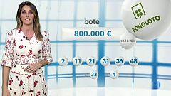 Bonoloto - 10/10/18