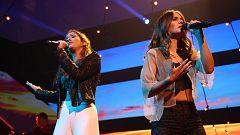 """OT 2018 - Sabela y Marilia cantan """"Cómo quieres que te quiera"""" en la gala 3"""