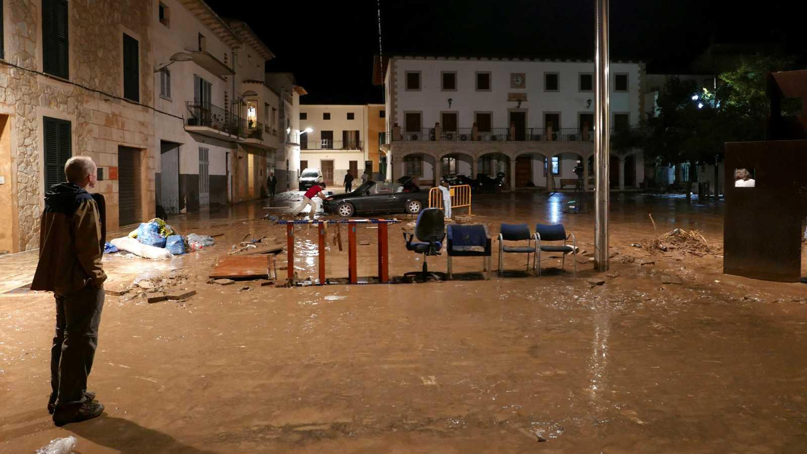 Sigue la búsqueda del menor desaparecido en Mallorca