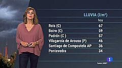 El tiempo en Galicia - 11/10/18