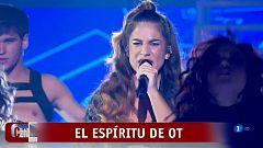 Corazón - Julia ''Gaga'' triunfa con la primera canción en solitario de 'OT 2018'
