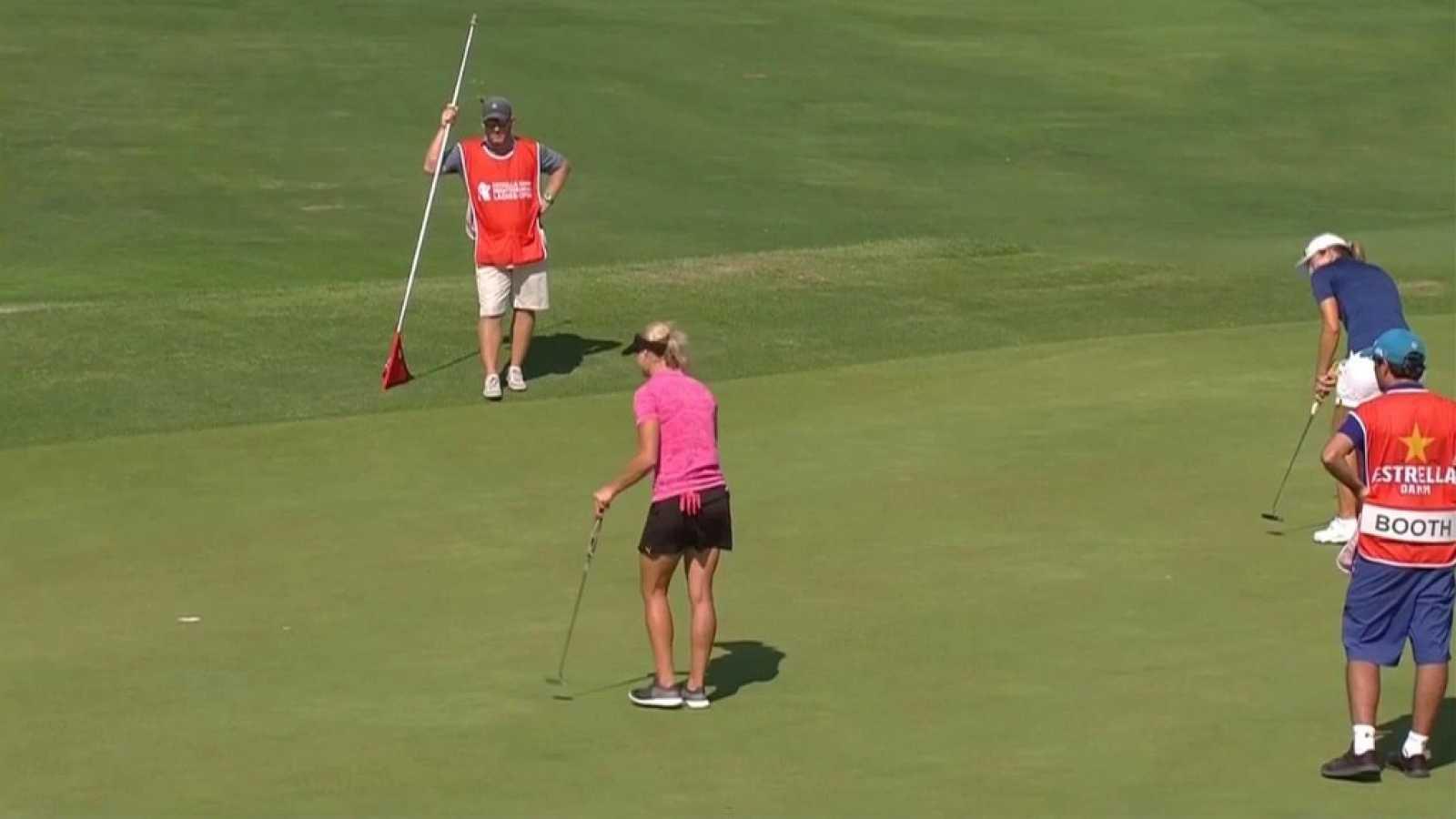 Golf - Mediterranean Ladies Open 2018, desde Sitges - ver ahora