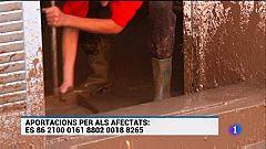 Comencen a fer balanç dels danys a Sant Llorenç