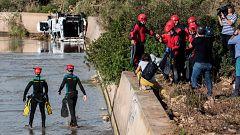 Inundaciones en Mallorca - La Guardia Civil coordina la búsqueda del niño desaparecido