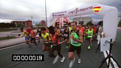 Atletismo - Maratón Internacional de Logroño 2018