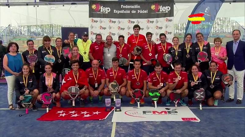 Pádel - Campeonato de España de Selecciones Autonómicas - ver ahora