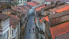 Lluvia en Galicia y vientos fuertes en litorales gallego y cantábrico