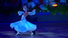 Baile deportivo - Grand Slam Series 2018 'Standard'. 3ª Prueba Rimini