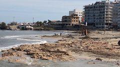 Inundaciones en Mallorca - Los establecimientos hosteleros de S'Illot afrontan los destrozos