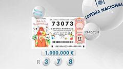 Lotería viajera - 13/10//18
