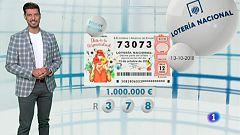 Lotería Nacional - 13/10/18