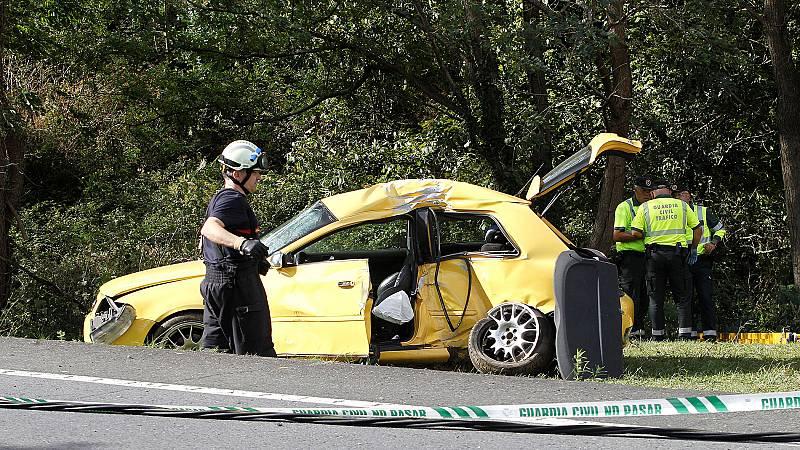 Accidente mortal en A Coruña