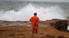 El huracán Leslie se dirige hacia la Península Ibérica