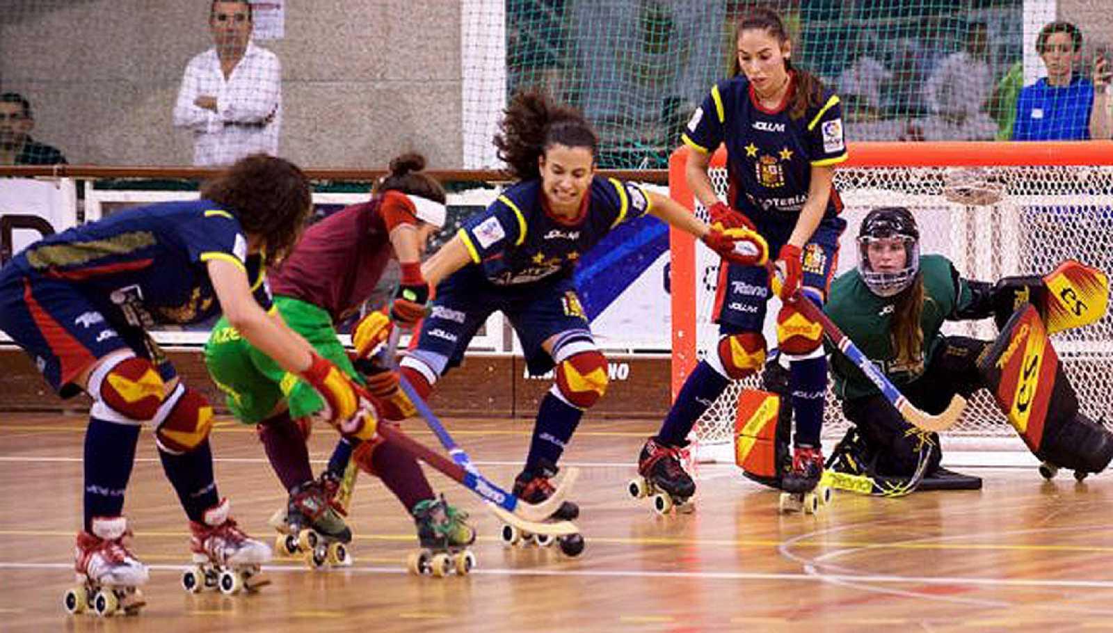 El huracán Leslie obliga a cancelar la final de Europeo de hockey patines