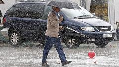 Leslie deja fuertes vientos, lluvias y algunos desperfectos a su paso por España