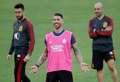 Ramos, el más aclamado por la afición del Villamarín