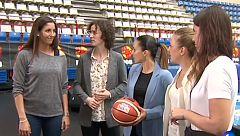 """Las árbitros del baloncesto vienen """"pisando fuerte"""""""