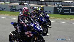 Motociclismo - Campeonato del Mundo Superbike. Supersport, prueba Argentina