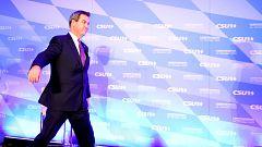 La CSU gana en Baviera pero no logra revalidar la mayoría absoluta
