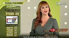 Sorteo ONCE - 14/10/18