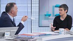 Los desayunos de TVE - Lucía Martín, portavoz de En Comú Podem en el Congreso de los Diputados