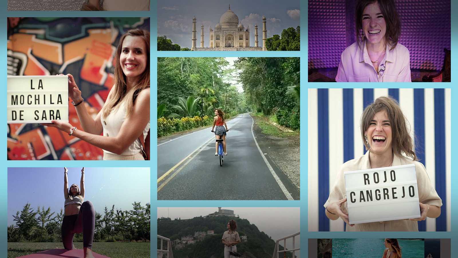 Millennial Files - Programa 4 - Viajeras: Rojo Cangrejo y La mochila de Sara