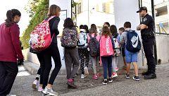 Los niños afectados por las inundaciones en Mallorca vuelven al cole con la ayuda de psicólogos