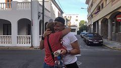 Un alemán de 36 años es el héroe que salvó a la hermana del desaparecido Arthur en las inundaciones en Mallorca