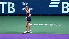 Tenis - WTA Torneo Moscú (Rusia): A. Pavliuchenkova - A. Tomljanovic