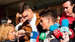 Caso Arandina: Los tres exjugadores investigados por agresión sexual se niegan a declarar