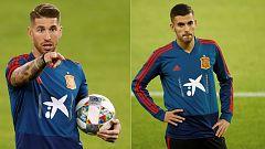 Dani Ceballos y Sergio Ramos vuelven a Sevilla