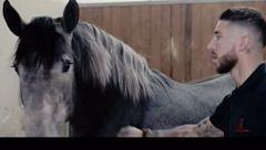 Sergio Ramos, pasión por los caballos