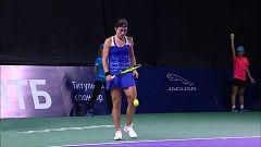 Tenis - WTA Torneo Moscú (Rusia): A. Sasnovich - M. Buzarnescu