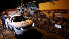 La policía turca registra durante nueve horas el consulado saudí donde desapareció el periodista Khashoggi