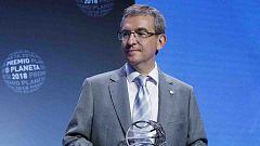 Santiago Posteguillo gana el Premio Planeta 2018 con la novela 'Yo, Julia'