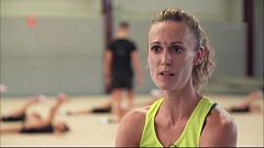 Mujer y deporte - Gimnasia rítmica: Marta Calamonte