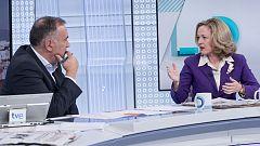Los desayunos de TVE - Nadia Calviño, ministra de Economía y Empresa