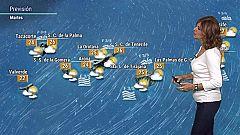 El tiempo en Canarias - 16/10/2018
