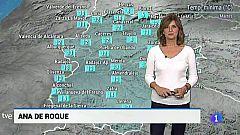 El Tiempo en Extremadura - 16/10/18
