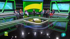El Rondo - Maradona carrega contra Messi