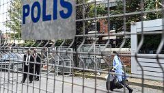 Turquía investiga tóxicos y rastros ocultados en caso del periodista asesinado Khashoggi