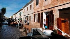 La mitad de las casas afectadas por las inundaciones en Mallorca lo ha perdido todo