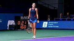 Tenis - WTA Torneo Moscú (Rusia): K. Mladenovic - A. Kalinskaya