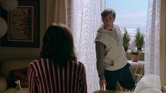 Cuéntame cómo pasó - Inés y Marcos discuten por Mike