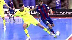 Fútbol Sala - Liga Nacional 4ª jornada: Levante UD FS - FC Barcelona Lassa