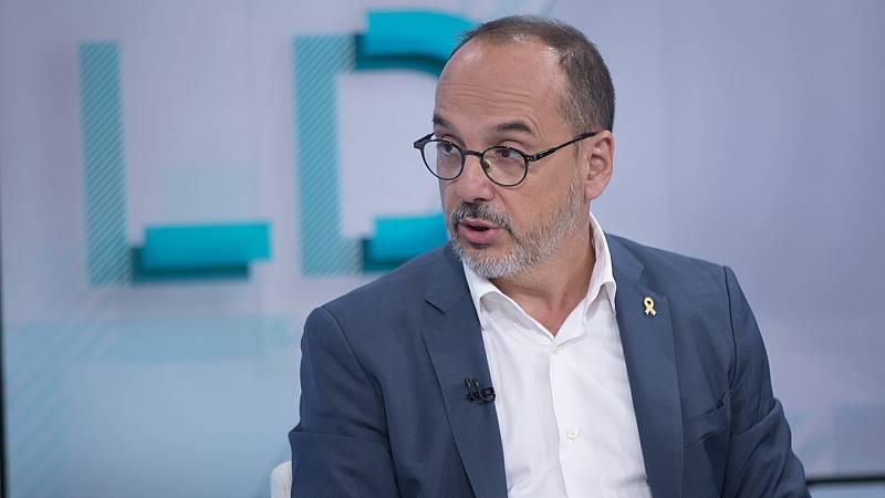 """Campuzano (PDeCAT): """"No veo razón política en estos momentos para apoyar los presupuestos"""""""