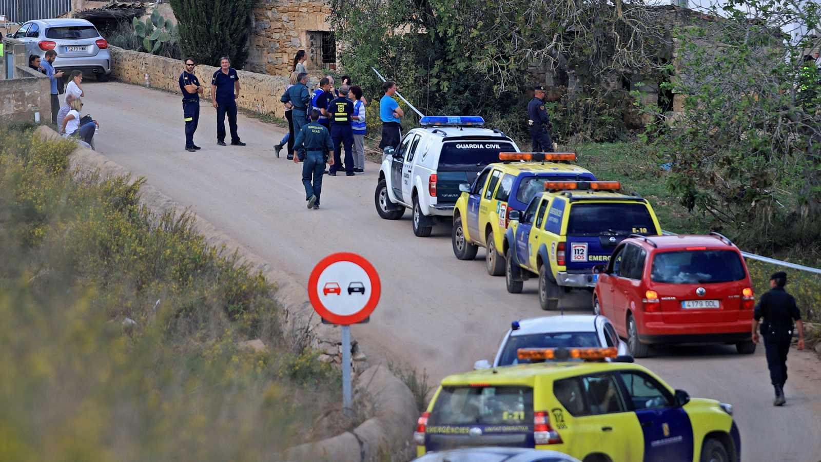 Encuentran el cuerpo del niño desaparecido por las inundaciones de Mallorca en una zona próxima al torrente