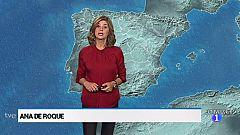 El tiempo en Andalucía - 17/10/2018